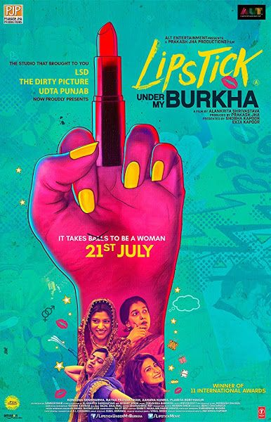 Lipstick Under My Burkha 2017 Hindi-DD51 720p DVDRip ESubs - desire wap info