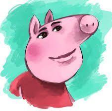 Peppa pig memes, Body pillow anime