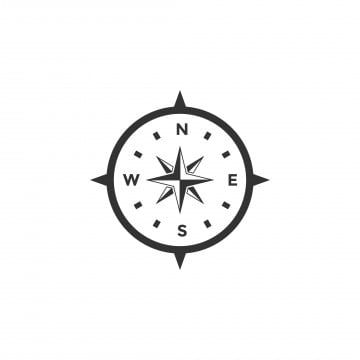 Compass Icon Design Template Vector Isolated Compass Clipart Compass Icons Template Icons Png And Vector With Transparent Background For Free Download Compass Icon Icon Design Design Template