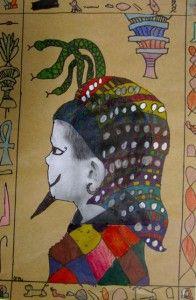 photo Egyptian Royalty - kudos to MaryMaking