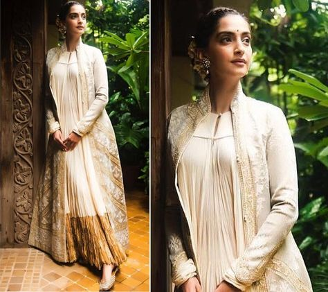 Sonam Kapoor Rohit Bal Outfit