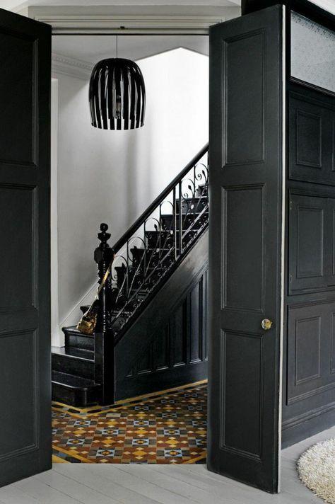 1001 Idees Pour Savoir Quelle Couleur Pour Un Couloir Comment Decorer Un Couloir Decorer Un Couloir Entree Maison Deco Entree Maison