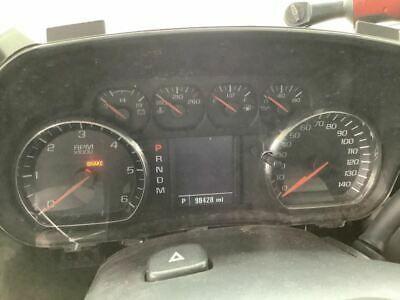 Sponsored Ebay Speedometer Cluster Mph Us Market Fits 15 Sierra Denali 1500 415939 In 2020 Sierra Denali Chevrolet Trucks Vehicle Gauge