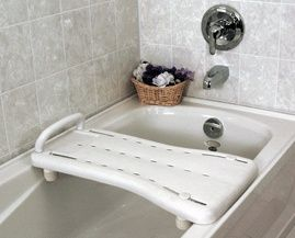 Bathtub Seat With Images Bathroom Safety Bathroom Bathtub Seat