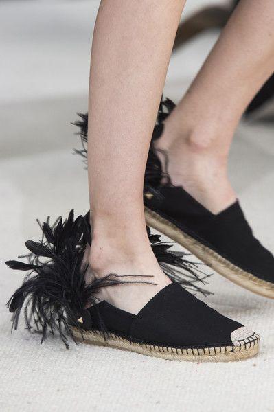 Valentino at Paris Fashion Week Spring