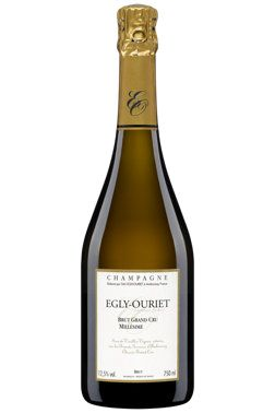Egly Ouriet Grand Cru 2003 Champagne France Definitively