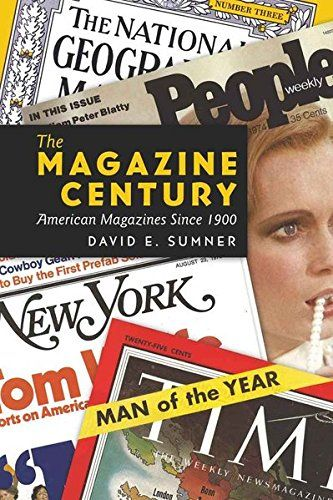 Download Pdf The Magazine Century American Magazines Since 1900 Mediating American History Free Epub Mobi Ebooks Free Books Download Magazine Books