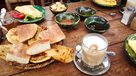 Moroccan Cafe des Epices