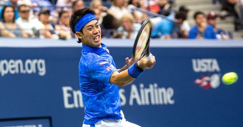 Keeping Score: Kei Nishikori Takes a New Approach and Solves Andy Murray