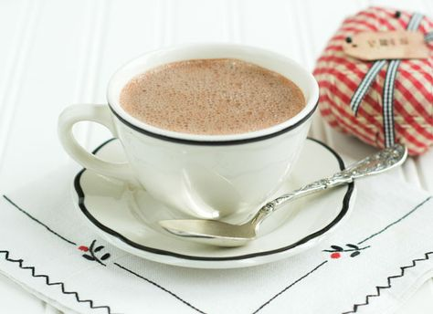 """RAW hot chocolate. This whole """"raw diet"""" might not be so bad after all. Thank you #rawmazing.com"""