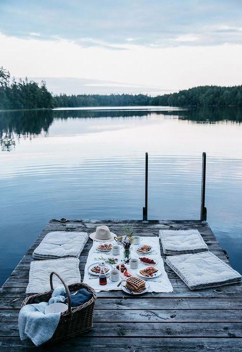 Simple summer pleasures
