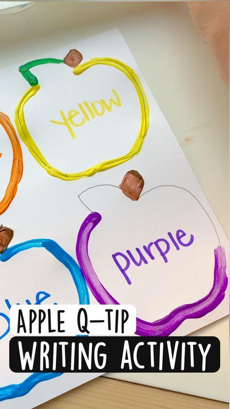 Apple Q-tip