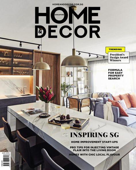Home & Decor Magazine Subscription (Digital) (12 Issues)
