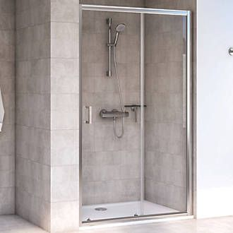 Aqualux Rectangular Shower Door Tray Reversible 1200 X 900 X 1935mm Shower Doors Frameless Sliding Shower Doors Shower