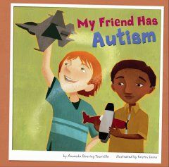 A boy learns about autism through his friend.