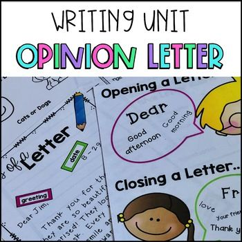 Opinion Letter Writing By Emily Barrett That Tall Teacher Tpt Writing Rubric Informational Writing Writing