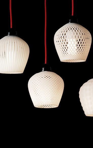 3d Print Light Effect Antique Lamp Shades Painting Lamp Shades Rustic Lamp Shades