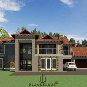 Double Story 4 Bedroom House Plan For Sale Online 466sqm Plandelux House Plans For Sale Bedroom House Plans My House Plans