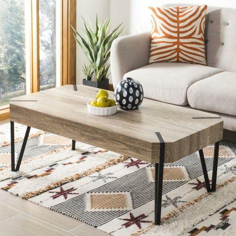 1001 Idees De Deco Table Basse Reussie Ou Comment Decorer La