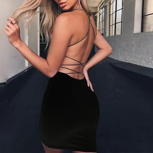 Pin On Casual Bodycon Party Club Wear Dresses