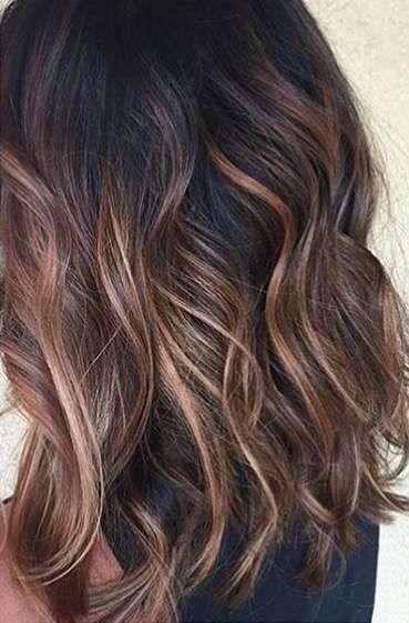 17 Ideas De Mechas Ojo De Tigre Tintes De Cabello Belleza Del Cabello Peinados