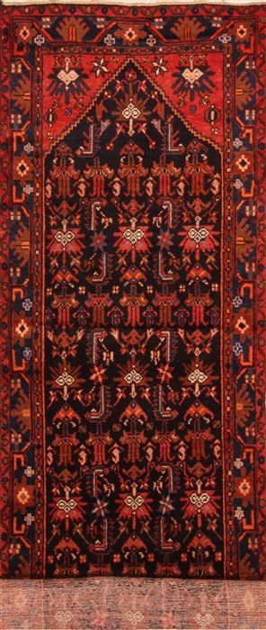 Persian Nahavand Red Runner 13 To 15 Ft Wool Carpet 27733 Rugs Area Rugs Area Rugs Cheap