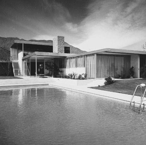 geraumiges terrassenplatten herbstbunt größten bild und fbacbaddeab richard neutra palm springs california