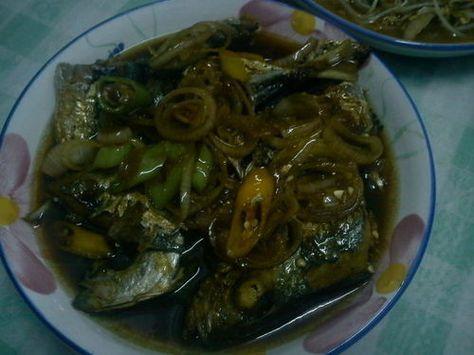 Masakan Kampung Resipi Sendiri Buat Masakan Ikan
