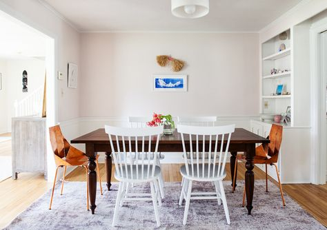 Seat At The Table - A Creative Director's Modern-Meets-Global Beach House - Photos