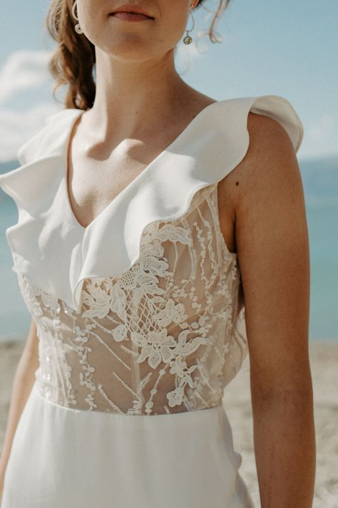Dress details from Ivory and Stone Bridal - Together we design a wedding day to remember. Make sure to check out our website for all packages on offer so we can set you up with the perfect Wedding Planner to suit you x #wedding #sayidoinwanaka #yeswanaka #lovewanaka #weddingplanning #weddinginspiration #weddinginspo #weddingday #weddings #love #engaged #weddingdecor #destinationwedding #brideandgroom #bridal #engagement #weddingflowers #weddingdesign #elopement #theknot #intimatewedding