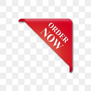 Red Corner Label Order Now Label Red Label Promotion Png Transparent Clipart Image And Psd File For Free Download Clip Art Order Now Labels