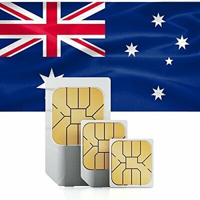 Ebay Sponsored Australien Neuseeland 3gb Prepaid Daten Sim