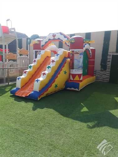 مزاد الحربي لتأجير العاب هوائية نطيطات زحاليق بالرياض جده Fun Slide Fun Fair Grounds