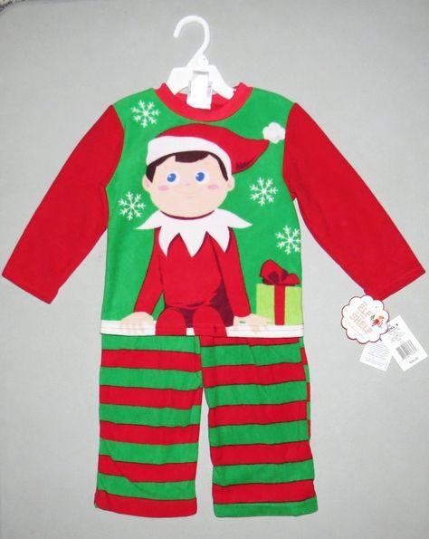 New Boys Pyjamas PJs Size 4