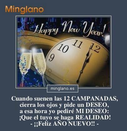 Mensajes De Año Nuevo Para Alguien Muy Especial Frases De