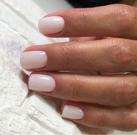 neutral nails #style #beuty