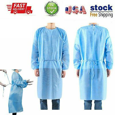 Ad Ebay Url Disposable Protective Clothing Overall Coveralls Painting Workshop Safety Suit In 2020 Clothes Dust Clothes Safety Clothing