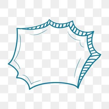 Hand Painted Blue Decorative Border Cloud Border Text Border Edit Border Cartoon Border Png Transparent Clipart Image And Psd File For Free Download Decorative Borders Cloud Stickers Hand Painted