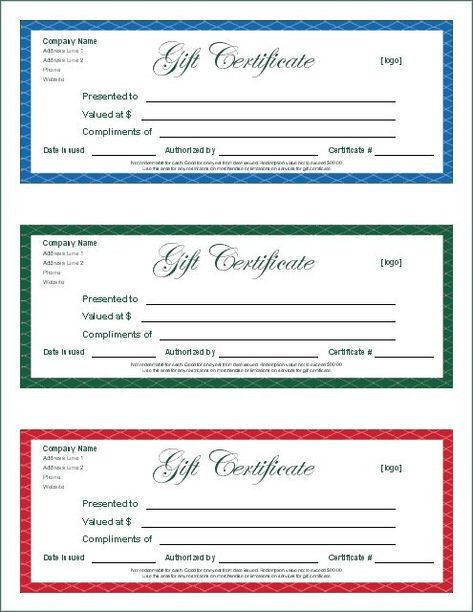 Best 25+ Printable gift certificates ideas on Pinterest Free - christmas gift certificates templates