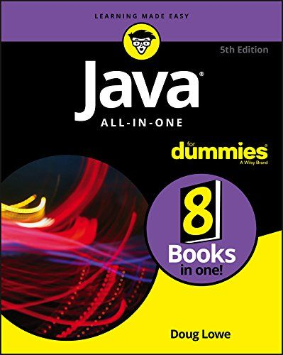 Java All-in-One For Dummies 5th Edition Pdf Free Download
