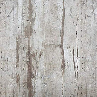 Gray Wood Wallpaper Peeling Paint Wood Contact Paper Industrial Wallpaper Wood Grain Contact Paper Wood Wallpaper Reclaimed Wood Wallpaper Industrial Wallpaper
