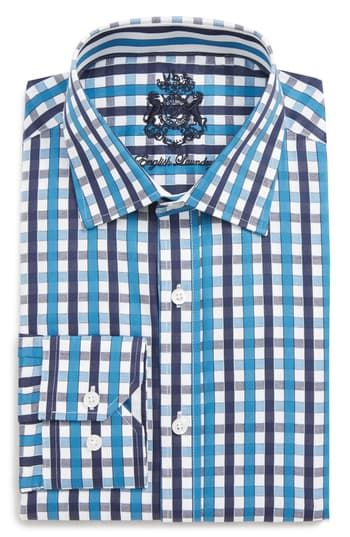 Best Seller English Laundry Trim Fit Check Dress Shirt Online In