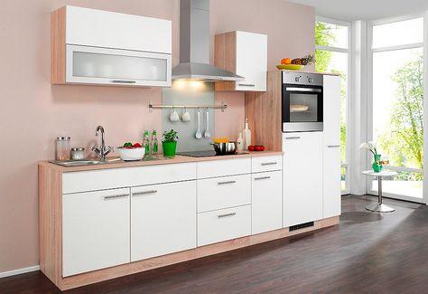 Küchenzeile, Held Möbel, »Athen«, Breite 160 Cm Jetzt Bestellen