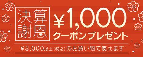 決算謝恩¥1,000クーポンプレゼント|アイリスプラザ│アイリスオーヤマ公式通販サイト