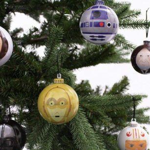 Wired Regali Di Natale.20 Decorazioni Natalizie Super Nerd Palline Di Natale Ornamenti Per Alberi Di Natale Decorazioni Natalizie