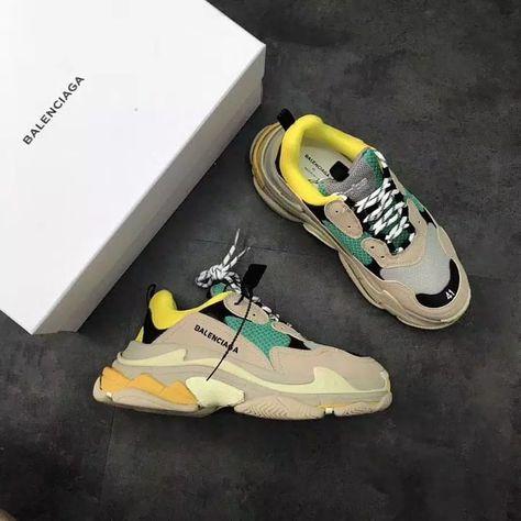 Balenciaga, Nike huarache, Sneakers nike