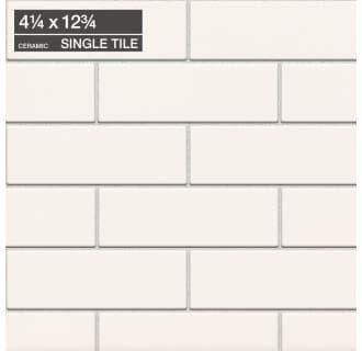 View The Daltile 01412modp Modern Dimensions 12 3 4 X 4 1 4 Rectangle Wall Tile Polished Tile Visual At Build Daltile Basement Decor Basement Renovations