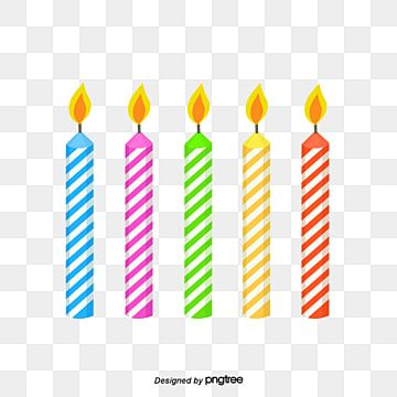 Hand Drawn Colorful Birthday Pleasing Candles Color Birthday Pledge Png Transparent Clipart Image And Psd File For Free Download Birthday Candles Illustration Candle Illustration Happy Birthday Candles