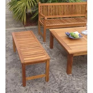 Surprising Outdoor Teak Benches Teak Patio Furniture Teak Garden Machost Co Dining Chair Design Ideas Machostcouk