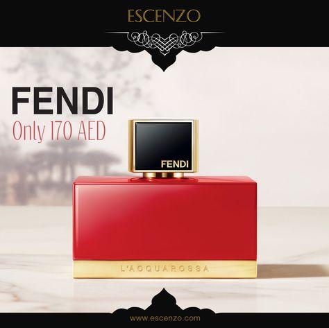 14b1e765a Épinglé par ESCENZO sur Fendi Perfumes